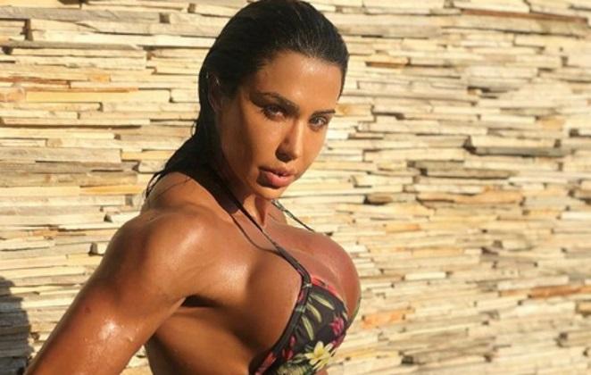 gracyanne barbosa tratamento estetico reproducao instagram 340548 36 - Gracyanne Barbosa volta falar de Viviane Araújo: 'Me agrediu'