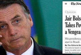 New York Times detona Bolsonaro e prevê: Brasil terá um ano fatídico