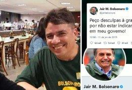 Bolsonaro tira sarro por indicar amigo para emprego de R$ 50 mil na Petrobras