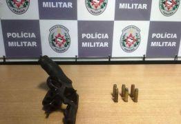 Homem é preso por posse ilegal de arma em João Pessoa