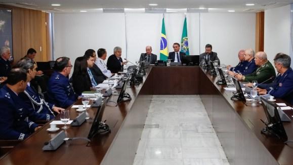 isacnobrega 1 300x169 - Bolsonaro diz que não vetará acordo entre Boeing e Embraer