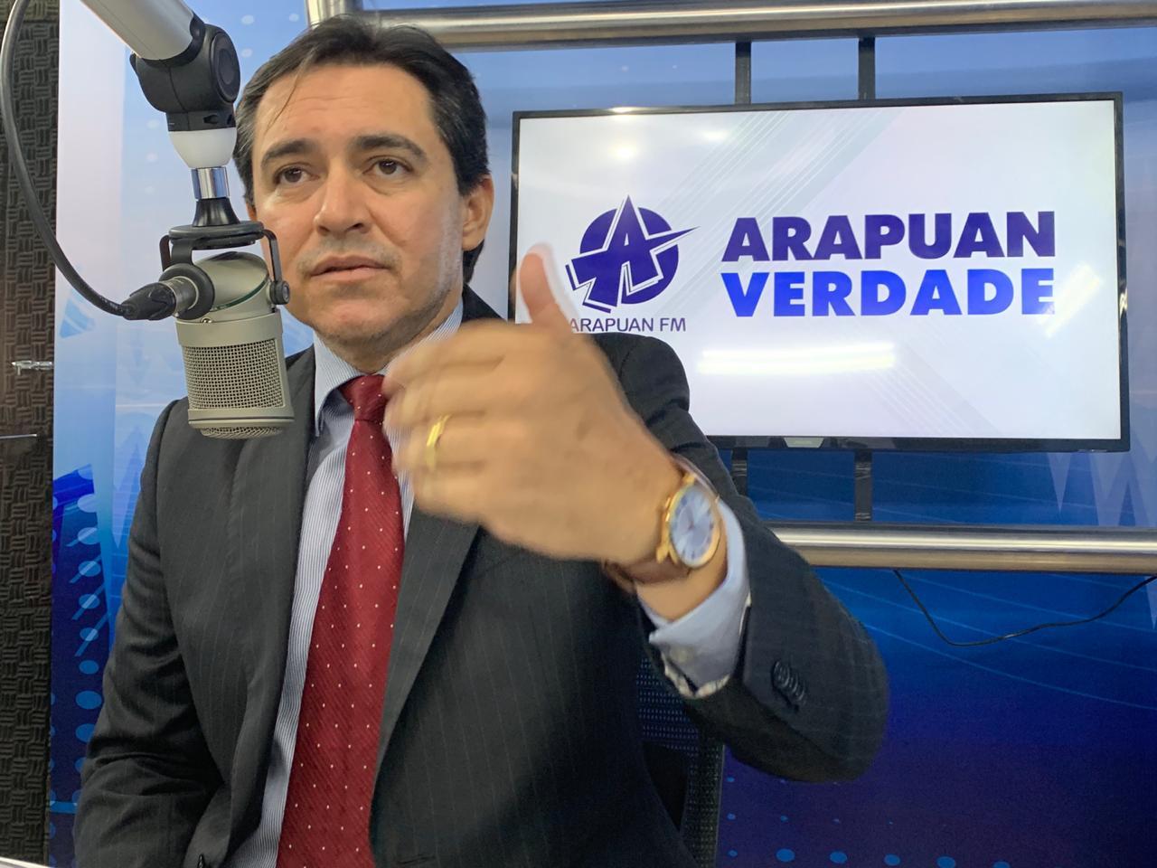 jean secretário segurança - VEJA VÍDEO: Novo secretário de segurança da Paraíba critica meta de Bolsonaro de armar população