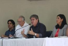 João Azevedo determina prazo para apresentação dos projetos de governo pelos auxiliares