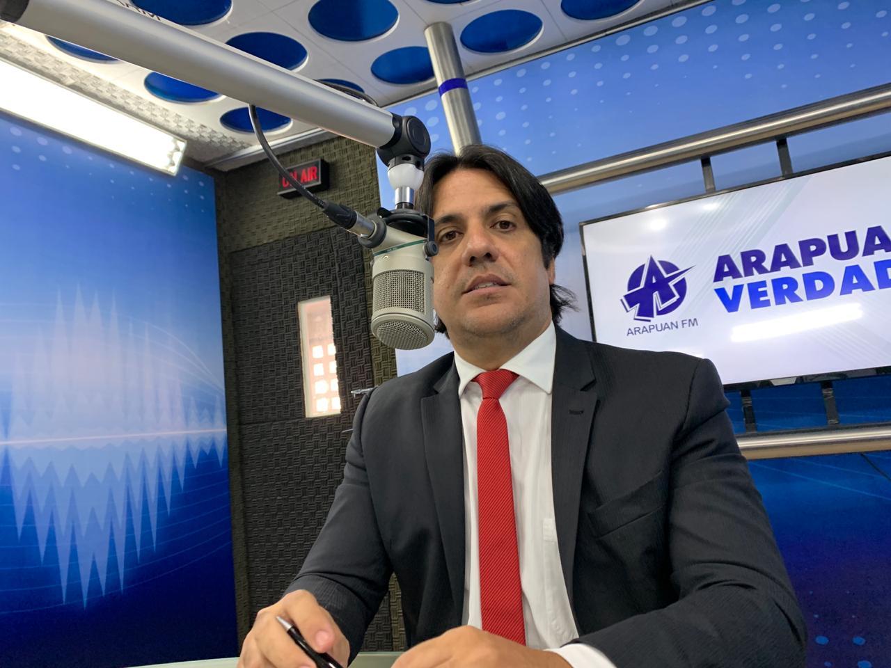 luiz - SEMELHANTES: Luís Torres afirma que governo de João Azevedo manterá princípios da gestão de Ricardo - Veja Vídeo
