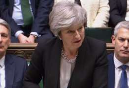 Brexit: Parlamento britânico rejeita a possibilidade de saída da UE sem acordo
