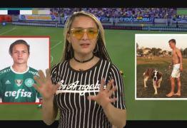 GALÃS DO TIME: Afiliada do SBT é alvo de polêmica por colocar mulher para avaliar corpo de jogadores da Copa do Nordeste