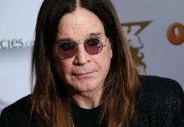 Ozzy Osbourne arrebenta vaso sanguíneo no olho após tossir com força