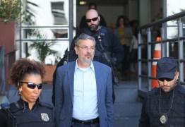 OPERAÇÃO GREENFIELD: Palocci chega a Brasília para depor sobre fundos de pensão