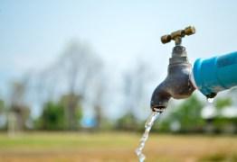 Abastecimento d'água será interrompido em cinco bairros neste domingo