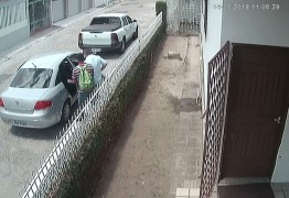 Contador é sequestrado em João Pessoa, mas suspeitos abandonam vítima após atolar carro na fuga