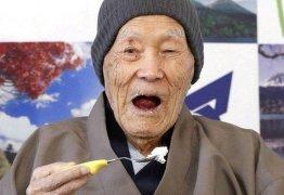 MASAKO NONAKA: Homem mais velho do mundo morre aos 113 anos