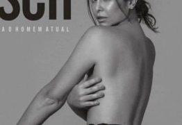 Bárbara Borges posa de topless ao completar 40 anos: 'Fugi desse rótulo de mulher sexy'