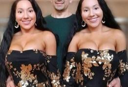 Mãe das 'gêmeas mais idênticas do mundo' quer que elas engravidem juntas do mesmo homem