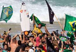 Com título de Gabriel Medina e 11 na elite, 'Brazilian Storm' mostra que veio para ficar