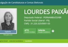 LARANJA: Candidata do PSL será ouvida pela Polícia Federal em Recife