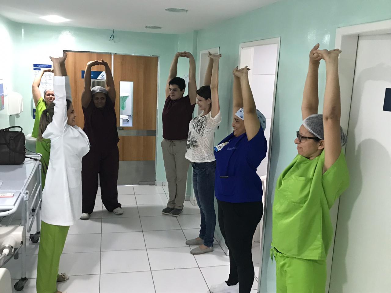 Hapvida implanta Programa 'Qualidade de Vida' para cuidar da saúde dos funcionários