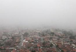 Fortes chuvas, relâmpagos e trovoadas são registrados na manhã desta quarta-feira na Paraíba; Veja a previsão
