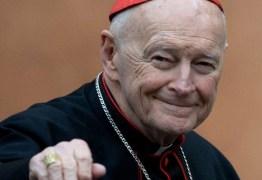 TOLERÂNCIA ZERO: Vaticano expulsa cardeal acusado de abusos sexuais