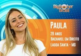 "Após frases polêmicas, Paula diz: ""Globo vai ser processada"""