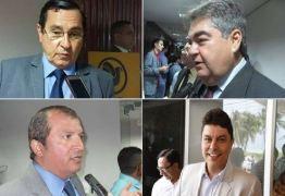 Nem pasta nem vaga: aliados do Governo, suplentes na ALPB seguem sem expectativa de ascensão