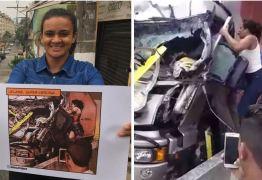 Jovem que socorreu motorista após acidente com helicóptero luta contra doença rara: 'Não sou Mulher Maravilha'