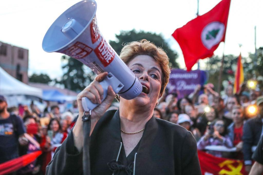 DILMA ROUSSEFF - TRÊS ANOS DO IMPEACHMENT: ex-presidente Dilma Rousseff relembra afastamento e fala em 'golpe de conservadores'