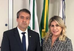 Deputada Edna Henrique busca liberação de convênios da Funasa para municípios paraibanos