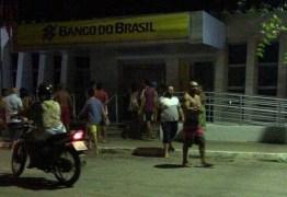 MADRUGADA DE TERROR: Bandidos explodem banco no Sertão da PB