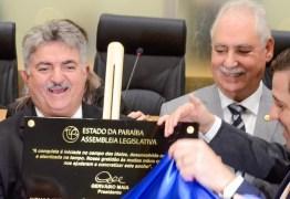 'EU FARIA TUDO NOVAMENTE': Gervásio Maia responde Adriano Galdino e defende gastos com reformas no prédio da Assembleia