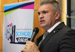 Em Brasília, Julian Lemos participa de eventos dedicados ao dia mundial de doenças raras