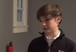 Um garoto de 12 anos construiu um reator nuclear dentro de casa: VEJA VÍDEO
