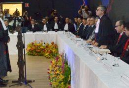 Desembargador Márcio Murilo é empossado como novo presidente do TJPB