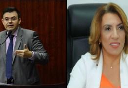 'É SUGESTIVO': Raniery diz que paralisação geral do legislativo pode ser manobra contra CPI; Cida contesta