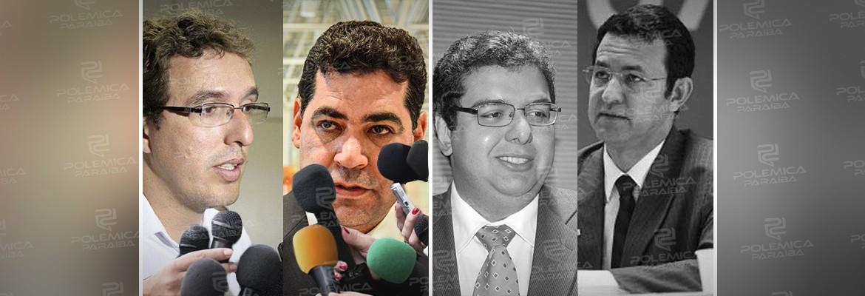 Secretários - A GRANDE MÍDIA PARAIBANA TEM LADO? Dois pesos e duas medidas dos áudios – Por Flávio Lúcio