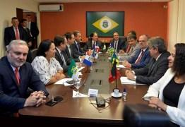 Em Brasília, João Azevedo participa de encontro dos governadores do NE