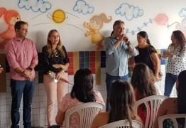 Luciano Cartaxo implanta novo padrão em creche e gestão multiplica por 10 o número de vagas de berçário
