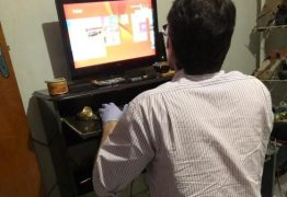 OPERAÇÃO SALVA-GUARDA: paraibano é preso suspeito de pedofilia