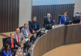 Galdino participa de homenagem do TJPB ao centenário do desembargador Antônio Mariz Maia