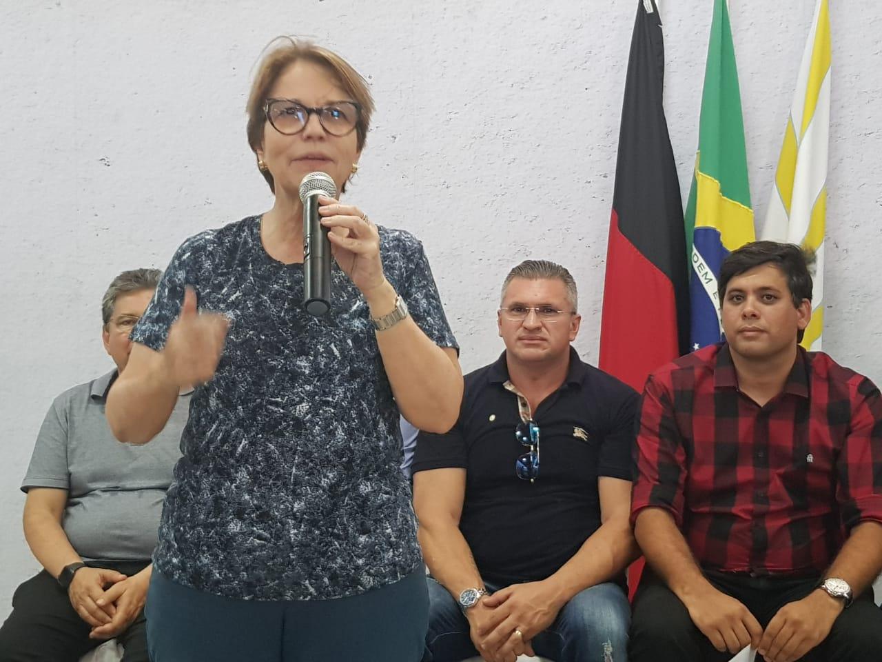 WhatsApp Image 2019 02 17 at 13.35.05 - VISITA TÉCNICA: Julian Lemos diz que Ministra da Agricultura ficou bem impressionada com produção na Paraíba - VEJA VÍDEO