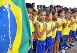 RECOMENDAÇÃO OFICIAL AOS DIRETORES: MEC quer que escolas gravem vídeos de alunos cantando o hino nacional