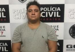 Foragido de Cadeia Pública de Mossoró é capturado na Paraíba