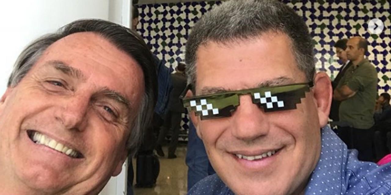 amigos - A humilhação pública de Gustavo Bebianno pode se voltar contra Bolsonaro - Por João Filho