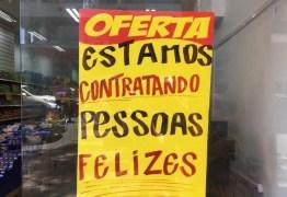 OPORTUNIDADE: Rede de mercados contrata 'pessoas felizes'