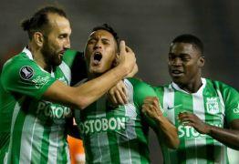 Atlético Nacional estreia na Libertadores com vitória fora sobre o La Guaira