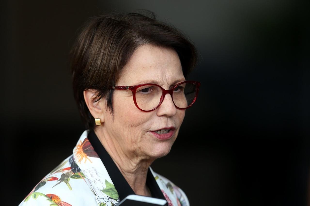 b45c1771 da4a 4f87 b3b6 8cfd0b4aa839 1 - EXCLUSIVO: Ministra da agricultura Tereza Cristina desembarca na Paraíba no próximo final de semana