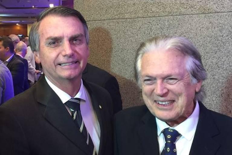 bivar - Presidente do partido de Bolsonaro diz que 'política não é muito de mulher'