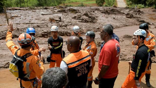 brumadinho vale - Vale sabia do risco na barragem de Brumadinho, aponta MP