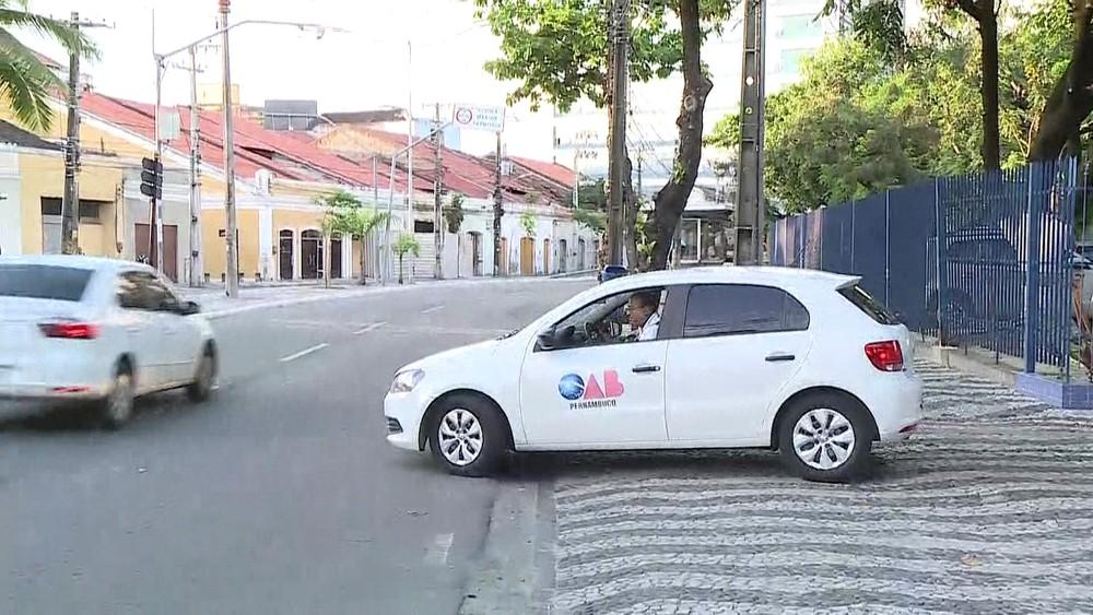 carro oab - OPERAÇÃO FANTOCHE: desvios em contratos do Ministério do Turismo são alvos de investigação; PF cumpre mandados na PB
