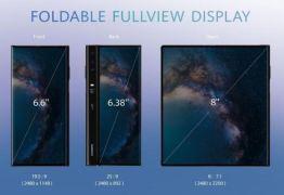 Huawei lança seu primeiro celular dobrável, o Mate X
