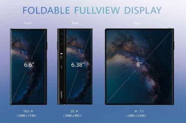celular 300x199 - Huawei lança seu primeiro celular dobrável, o Mate X
